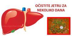 U narodnoj medicini poznato je nekoliko recepata za čišćenje jetre. Najpoznatiji je recept za konzumiranje svakog jutra mešavinu limuna i maslinovog ulja..