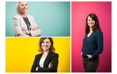 corporate photography and portraits