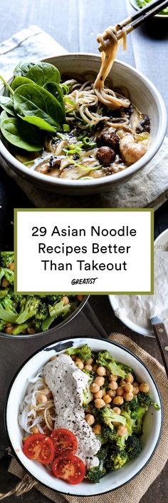 For those days we want #allthecarbs. #greatist https://greatist.com/eat/asian-noodles