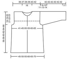 "DROPS 111-18 - DROPS Jacke mit ¾ Ärmeln in ""Alpaca"". Grösse S bis XXXL. - Free pattern by DROPS Design"