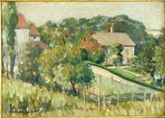 668: Clarence W. Snyder (American, 1873-1948) : Lot 668
