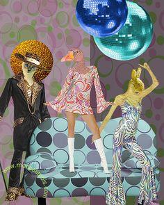 Disco Dancing! Yeah!