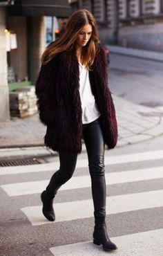 LE CATCH: fur a good time...