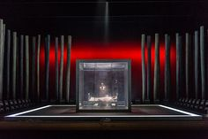 Live from the Royal Opera House, Covent Garden, a performance of Wagner's opera Parsifal. Set Theatre, Set Design Theatre, Theater, Royal Opera House London, Stage Set Design, Stage Show, Scenic Design, Exhibition Space, Stage Lighting
