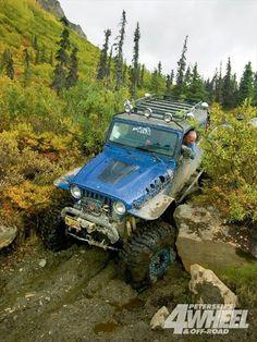 Jeeps, Trucks and Stuff!
