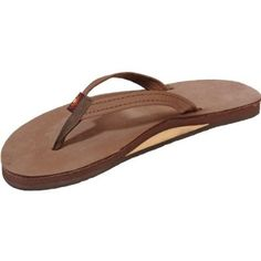 Rainbow Sandals Women's Premier Leather Single Layer Narrow : rainbow sandals