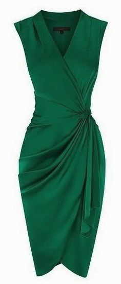 Coast - be careful not to outshine the bride weating stunning colour and classic style like this #dresses #style