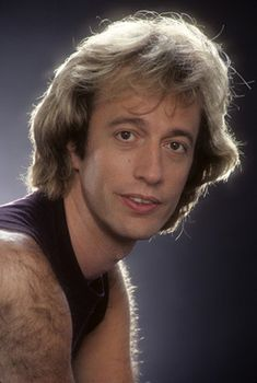 """The Bee Gees"" Robin Gibb"