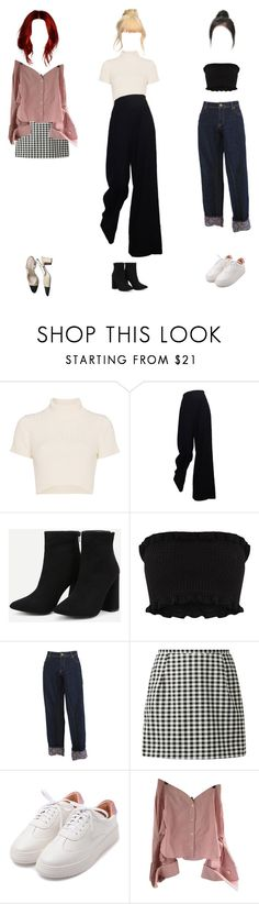 """i said real love is like feelin' no fear"" by rosalataieck ❤ liked on Polyvore featuring Staud, The Row, Vivienne Westwood, Jacquemus and Chanel"