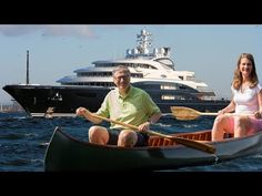 Bill Gates's Lifestyle ★ 2017 - YouTube Business Magnate, Evil Person, Bill Gates, United States, Lifestyle, Recliners, Galleries, Boats, Youtube