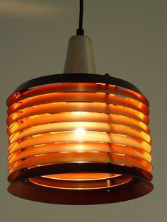 Mid Century Modern Lamp Hammerborg Fog Morup Lyfa Lyskaer Thore Panton | eBay