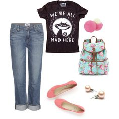 two by debbeevianna on Polyvore