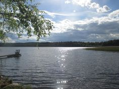 Finland is known as the land of thousands of lakes - we have more than 200.000 of them! This picture was taken in Turenkil