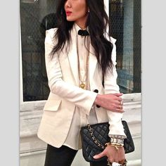 Developing Personal Style – Style Muses  #Blazers #Shirts & Blouses #Shoulder