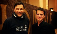 Andreas Scholl (German countertenor) and Philippe Jaroussky (French countertenor), I love both voices