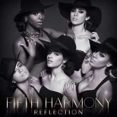 Fifth Harmony 'Reflection' Album Cover - http://oceanup.com/2014/08/22/fifth-harmony-reflection-album-cover/