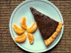 Żytnia tarta z czekoladowym budyniem :) Recipes, Food, Rezepte, Essen, Recipe, Yemek, Cooking Recipes, Meals