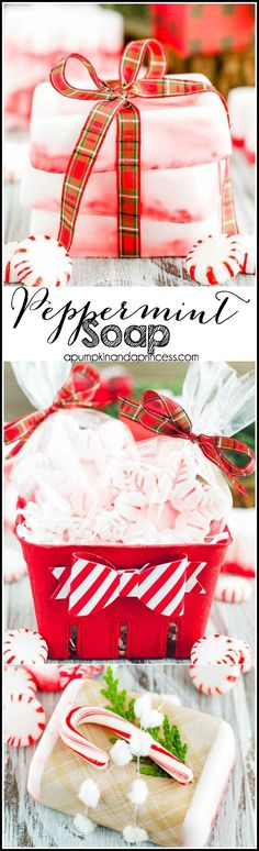 Homemade Peppermint Soap #MichaelsMakers @crystalowens