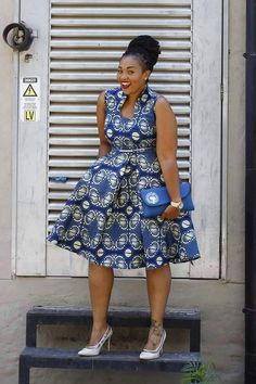 Plus-size fashionistas take out time to view so many plus-size Africa-inspired styles. These are the sensational plus-size Ankara dresses to own this time;