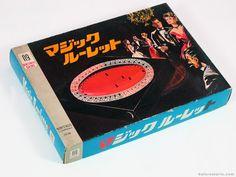 beforemario: Nintendo Magic Roulette (マジック ルーレット, ca 1966)