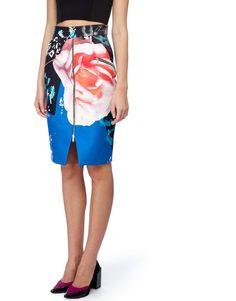 Nicholas Pop Art Skirt