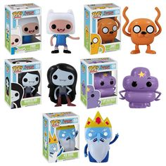 Adventure Time Pop Vinyl! #adventuretime #collectable