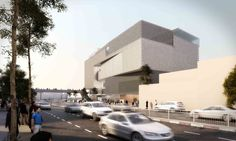 Proposta vencedora do Koç Contemporary Art Museum / Grimshaw