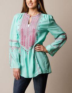 Women's Marrakesh Patterned Tunic