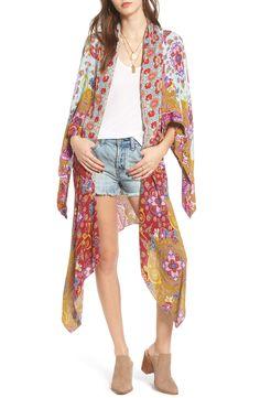 Main Image - Free People Little Wing Kimono