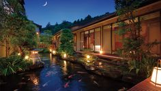 canaco-lune: kamogawa ryokusuitei japan