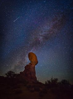 Balanced Rock, Arches National Park by Thomas O'Brien on 500px
