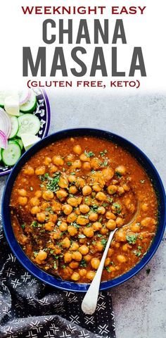 Pressure Cooker Chana Masala (Instant Pot and Stovetop recipes) - Instant potLove Indian food? Chana Masala or chhole masala is an easy and incredibly tasty chickpeas and potato curry. Its got a punch of flavour from the spices, and this recipe has Healthy Recipes, Vegetarian Recipes, Vegan Indian Recipes, Free Recipes, Dairy Free Indian Food, Healthy Indian Food, Indian Food Vegetarian, Healthy Snacks, Chickpea And Potato Curry