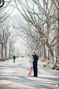 Central Park Wedding Photography