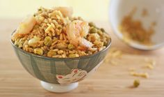 Thanksgiving Leftovers: Shrimp Fried Rice | From This Mama Cooks! On a Diet - thismamacooks.com