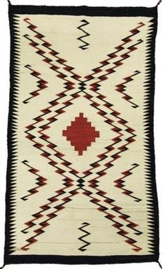 Native American Indian Rugs Have A History That Goes Back