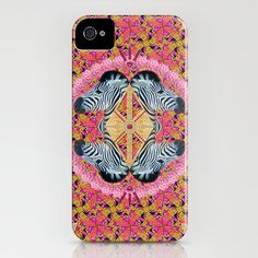 ▲ YAMKA ▲ iPhone Case by Marie Brignot ▲ BOHEMIAN BLAST - $35.00