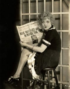 Phyliss Haver - publicity photo for Chicago (1927)