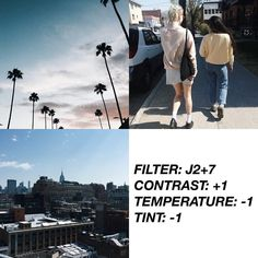 VSCOCAM Filter: J2+7| Contrast: +1| Temperature: -1| Tint: -1 -  Good for feed. I personally don't use J series but this one is good to try. You can get this filter for free with the link on my bio. Tutorial on @filtertexture  #vsco#vscocam#vscofilter