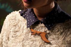 Pterodactyl Skeleton Dinosaur Necklace. Dinosaur Pendant. Statement Necklace. Dinosaur Jewellery. Laser Cut Wood. Laser Engraved Plexiglass