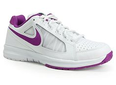 new style 2fc2c 284a3 Nike Womens Air Vapor Ace Women s Tennis and Racquet Sports Shoes Shoes 9  BM US WhiteHyper VioletBlack   You can get additional details at the image  link.