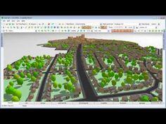 (1) CityCAD Introduction - YouTube Urban City, Urban Design, Layout Design, Studio, Create, Youtube, Studios, Youtubers, Youtube Movies