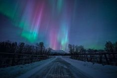 Aurora Storm Watch Issued - Lights Show Possible, February 2016
