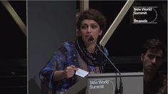 """Stateless Democracy: How the Kurdish Women Movement Liberated Democracy from the State"" - Dilar Dirik, activist of the Kurdish Women's Movement, 4th New World Summit"