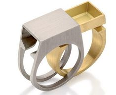 "vjeranski: ""Secret Compartment ring by Antonio Bernardo """