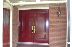 DOUBLE DOOR EXECUTIVE PANEL
