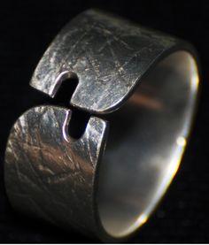 abierta Cuff Bracelets, Cufflinks, Accessories, Jewelry, Silver, Jewelery, Jewlery, Jewels, Jewerly