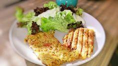 Kartoffelröstis aus dem Sandwichmaker | Vegane Küche - vegan kochen ist nicht schwer