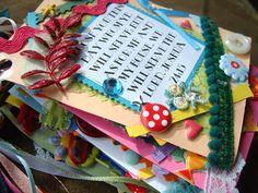 Scripture Scrapbooks Bible Verses Funky Crafts by mermaidsgems, $25.00