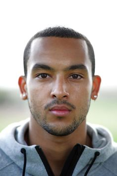 Theo Walcott of Arsenal. He's the fastest player I've ever seen. Seriously. He's got winged feet; he practically flies.