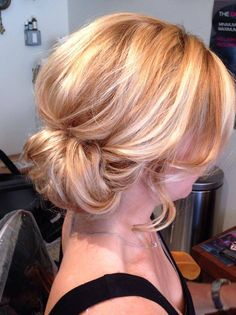 Wedding Hairstyle: Studio Marie-Pierre Hair & Makeup